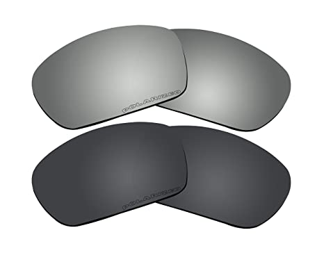 b507623eb2 Image Unavailable. Image not available for. Color  2 Pairs Polarized Lenses  Replacement ...