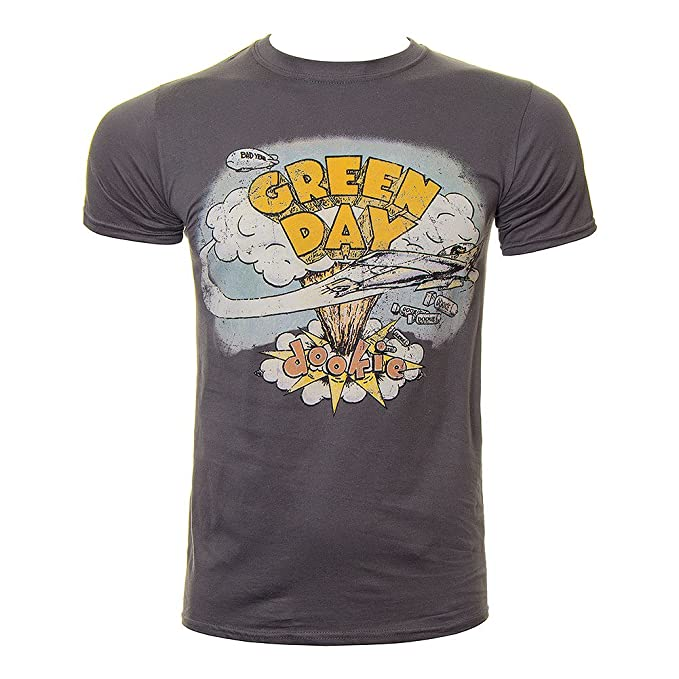 317c890337a Green Day * Dookie * Shirt * L *: Amazon.es: Ropa y accesorios