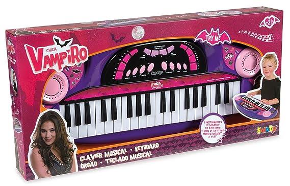 Cascos auriculares de Chica Vampiro (Smoby 520200): Amazon.es: Juguetes y juegos
