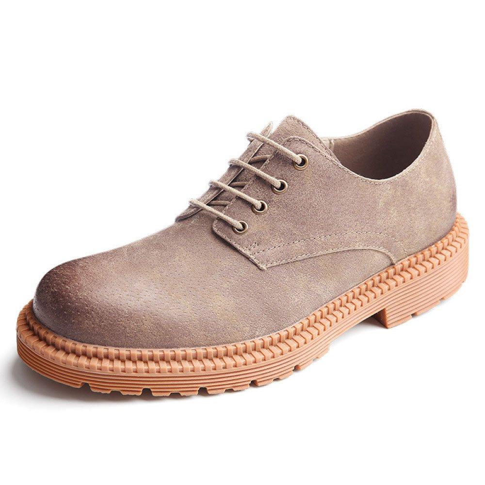OEMPD OEMPD OEMPD Herren Freizeitschuhe Frühling Big Head Fashion Leder Schuhe Arbeitsschuhe b51371