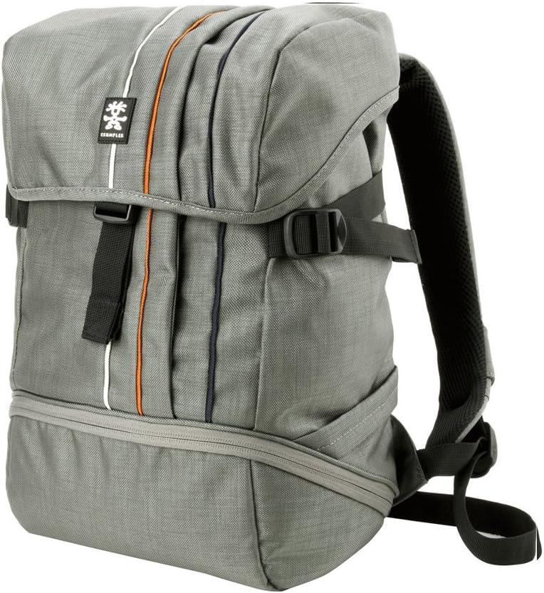 Figura Con otras bandas Serrado  Crumpler Jackpack Half Photo Backpack – , Light Grey: Amazon.co.uk: Camera  & Photo