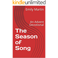 The Season of Songs: An Advent Devotional book cover