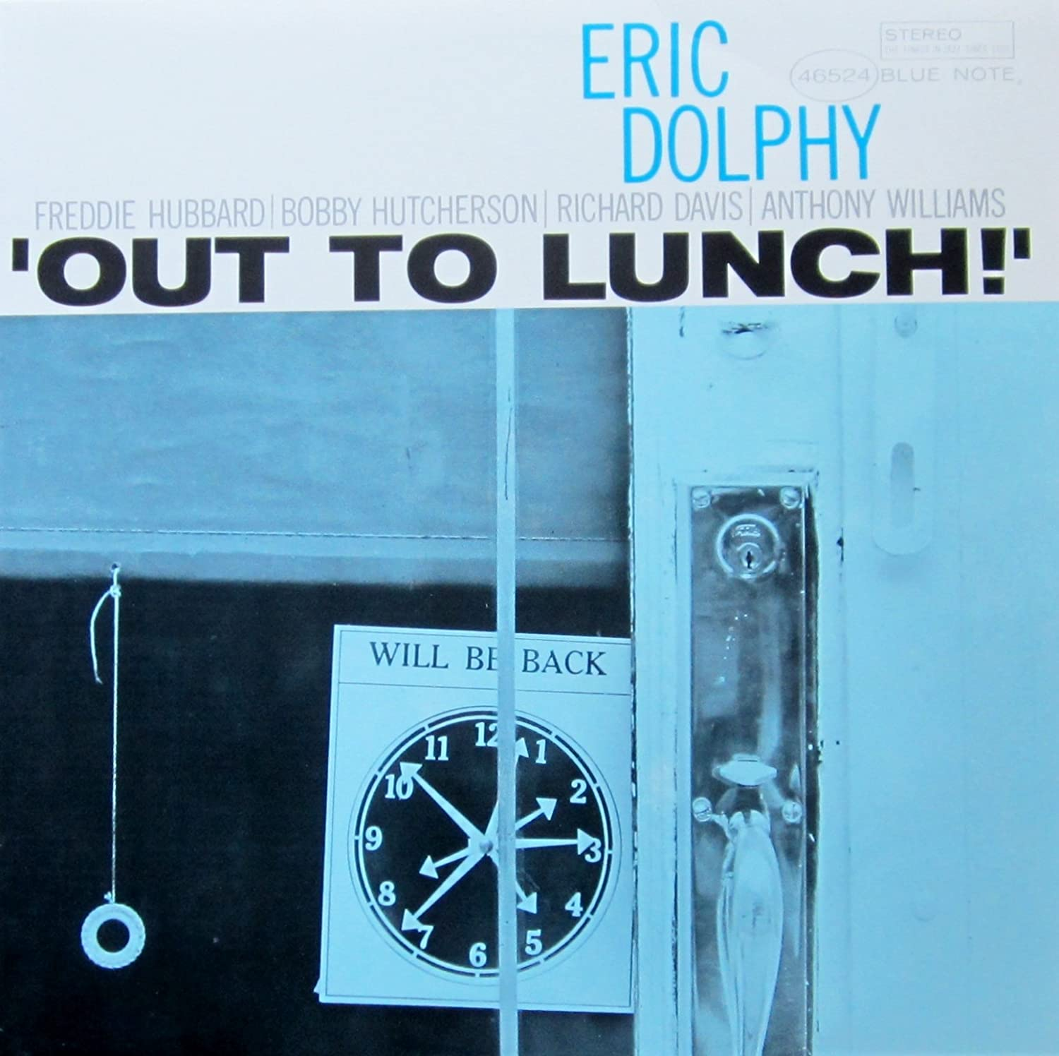Dolphy, Eric - Out to Lunch [Vinyl] - Amazon.com Music