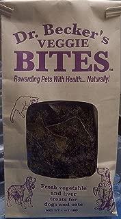 product image for Dr Becker's Veggie Bites Dog & Cat Treats, 4 oz (113g)