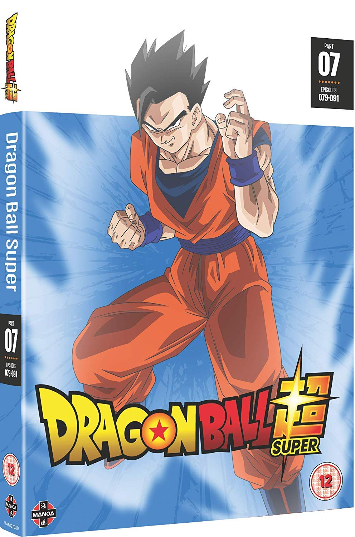 Amazon Com Dragon Ball Super Part 7 Episodes 79 91 Dvd Movies Tv