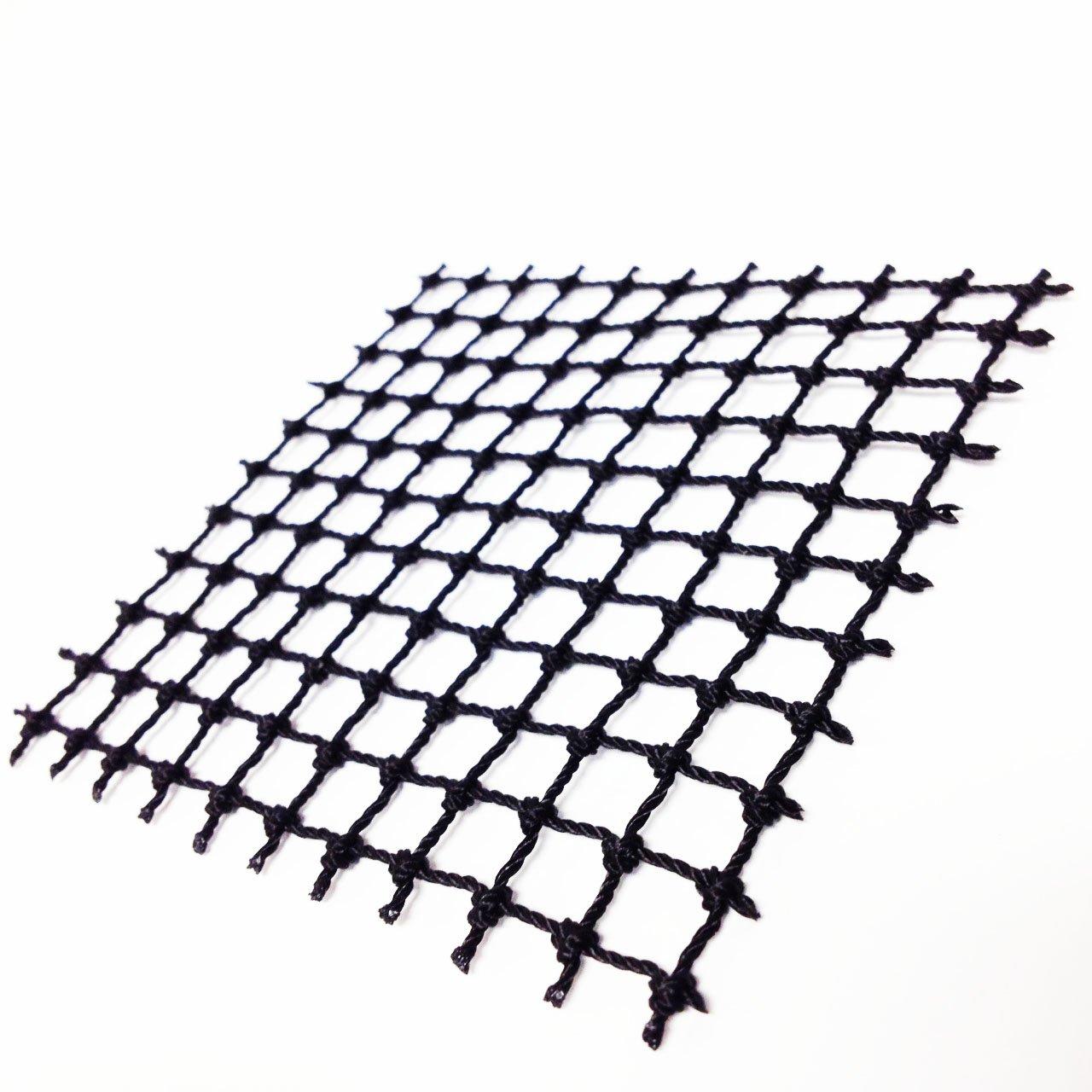 LEGO Black 10x10 String Net