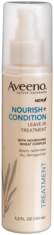 Aveeno Nourish + Condition Leave-In Treatment 5.2 oz. (Pack of 3) J&J CONSUMER INC