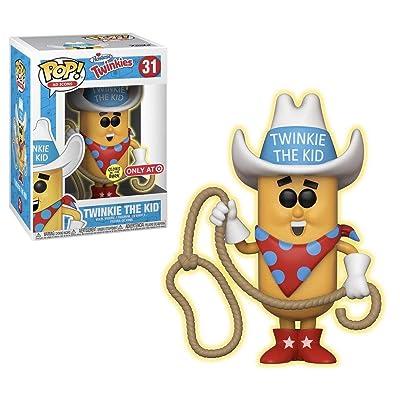 Funko Pop Twinkie The Kid #31 Glow in The Dark Exclusive: Toys & Games