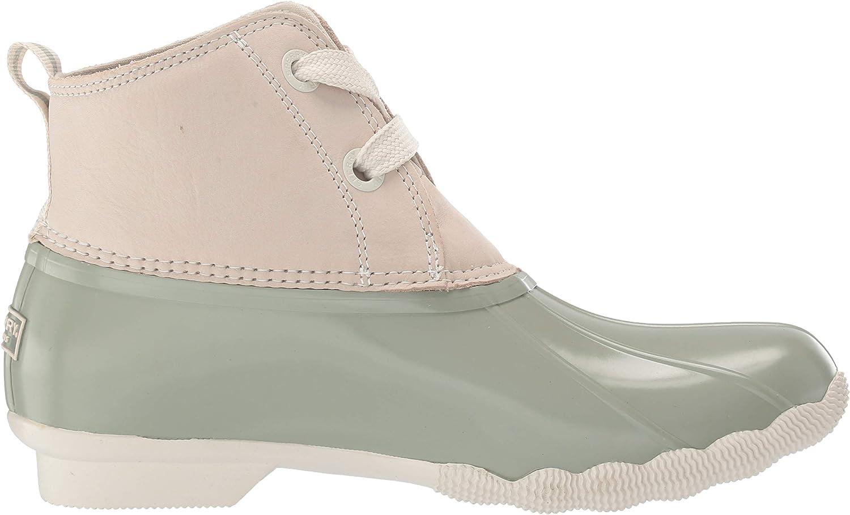 SPERRY Womens Saltwater 2-Eye Nubuck Boots