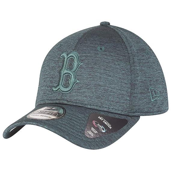 f25706a3c1480 New Era - Casquette de Baseball MLB Boston Red Sox Dry Switch 39Thirty  Adjustable Noir  Amazon.fr  Vêtements et accessoires