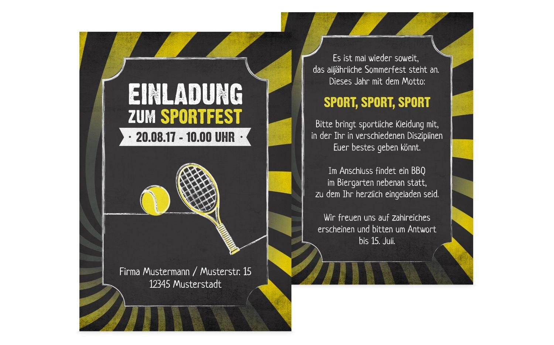 Einladung Sommerfest Retro Sport, 60 Karten, Rot B073W8DBW3 | Online-verkauf  | Verrückter Preis, Birmingham  | Praktisch Und Wirtschaftlich
