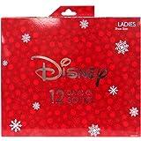 12 Days of Socks Women's Disney Size 4-10 Advent Calendar Stocking Stuffer