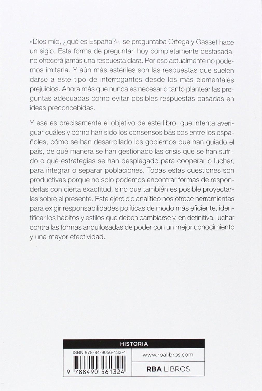 Historia del poder político en España ENSAYO Y BIOGRAFIA: Amazon ...
