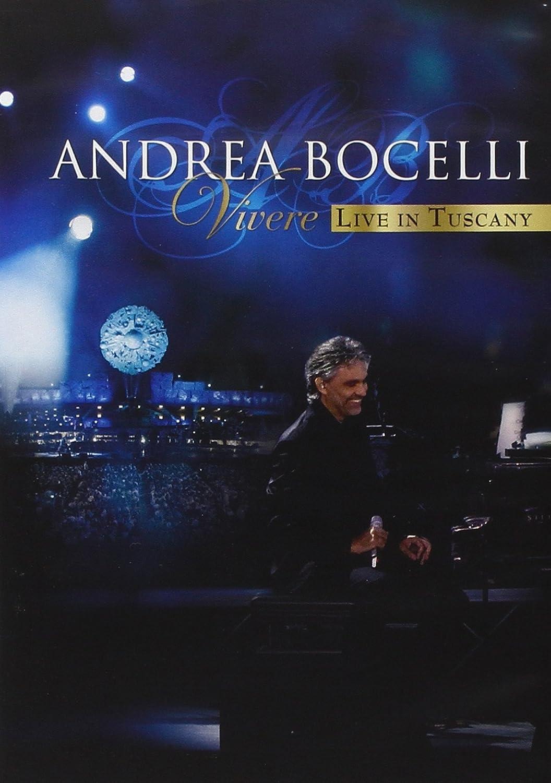 Vivere Live in Tuscany [DVD/CD]
