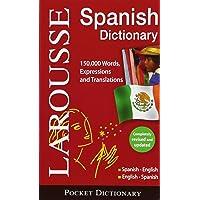 Larousse Pocket Dictionary Spanish-English/English-Spanish