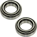 Front or Rear Inner or Outer Wheel Bearing /& Race Set Pair for Dodge Ford Jeep