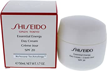 Shiseido Essential Energy Day Cream SPF 20, 50 ml