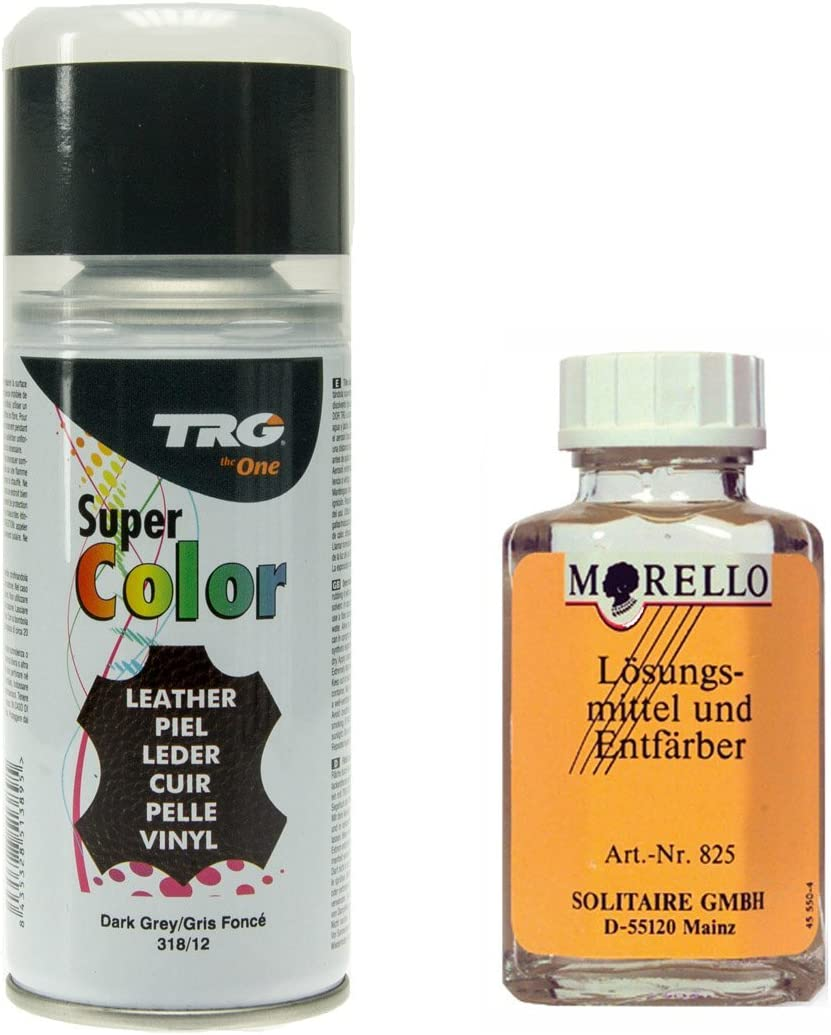 TRG Piel Color Spray 150 Ml Oscuro Color de la Piel + Morello ...