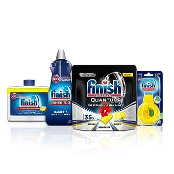 Finish Ultimate Paquete de lavavajillas: Amazon.es: Salud y ...