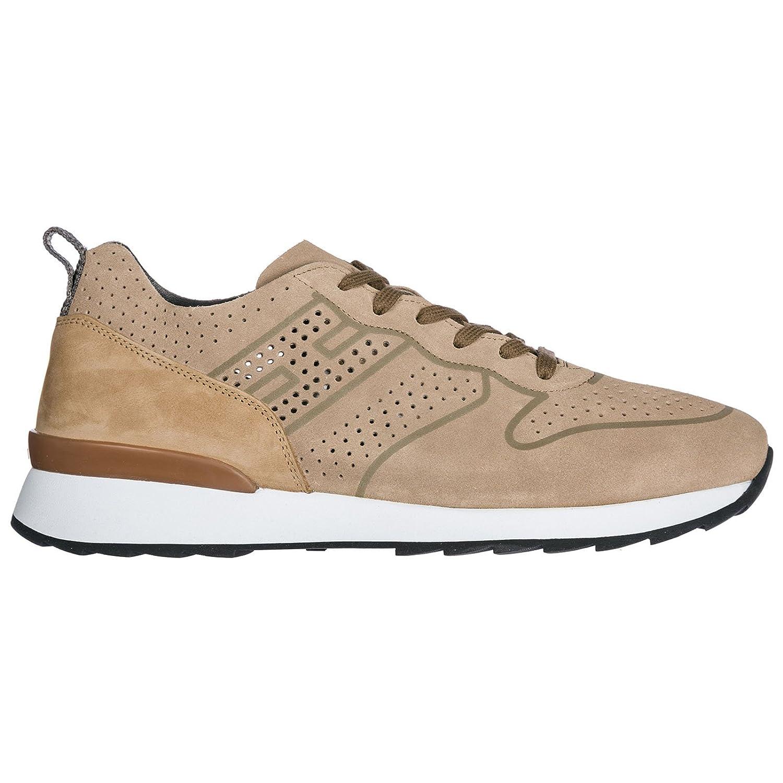 Hogan Zapatos Zapatillas de Deporte Hombres r261 Beige 43 EU