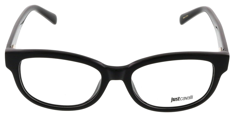 Just Cavalli for unisex jc0532 - 001, Designer Eyeglasses Caliber 53