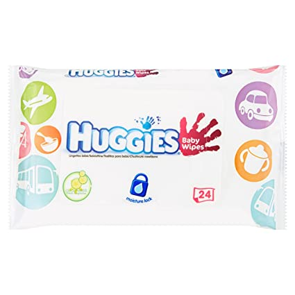 Toallitas Bebé Huggies HandsTravel Pack