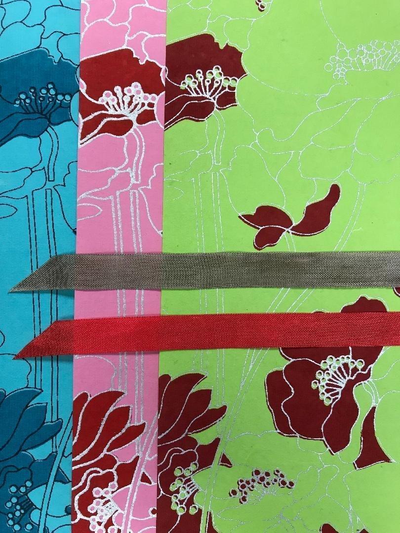 Tree Free Gift Wrap-Poppy by Soolip