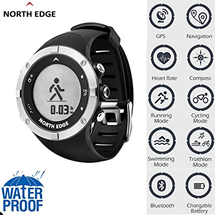 Amazon.com: Coerni Smart Watch Sport GPS Waterproof Outdoor ...