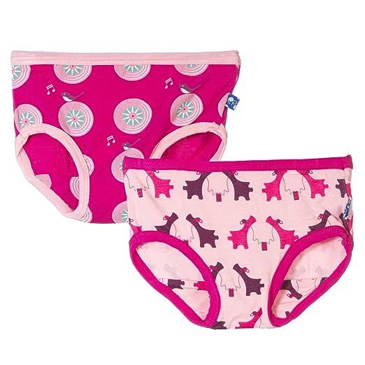 8834b9232c Amazon.com  Kickee Pants Girl Underwear Set Prd-kpu489s16d1-lpcrb ...