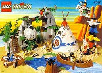 Lego 6748 Boulder Cliff Canyon (Western)