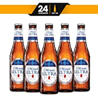 Cerveza Premium Michelob Ultra, 24 botellas de 355 ml c/u