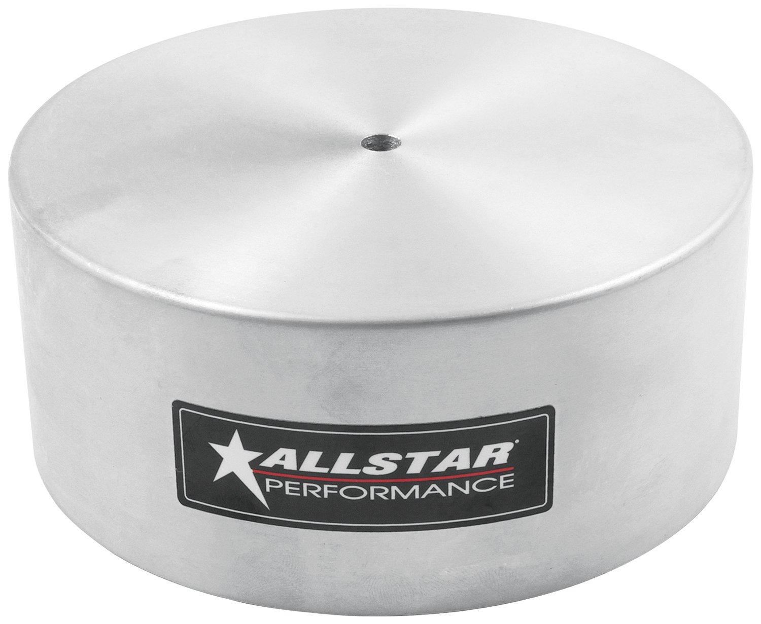 Allstar ALL26044 5-1/8'' Mounting Diameter 2.5'' Tall Machined Deluxe Model Aluminum Carburetor Hat with Sealing O-Ring