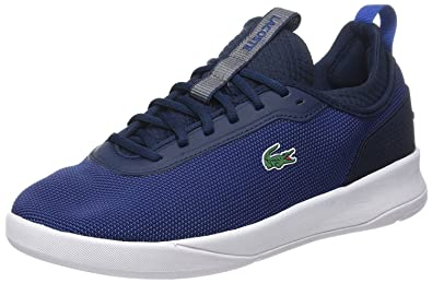 6378e25e5 Lacoste LT Spirit 2.0 317 Navy White Mens Trainers Shoes  Amazon.co ...
