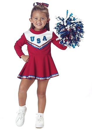 Amazon.com: Disfraz de animador azul patriótico para niño ...