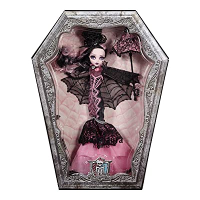 Monster High Draculaura Collector Doll (Discontinued by manufacturer): Toys & Games