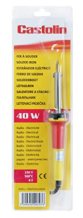 Castolin 73950FSL40 - Soldador electrónico