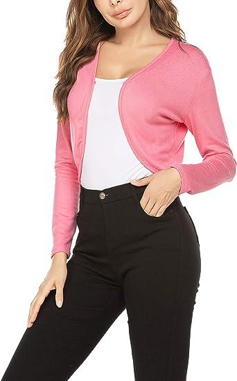 veste courte coupe bolero