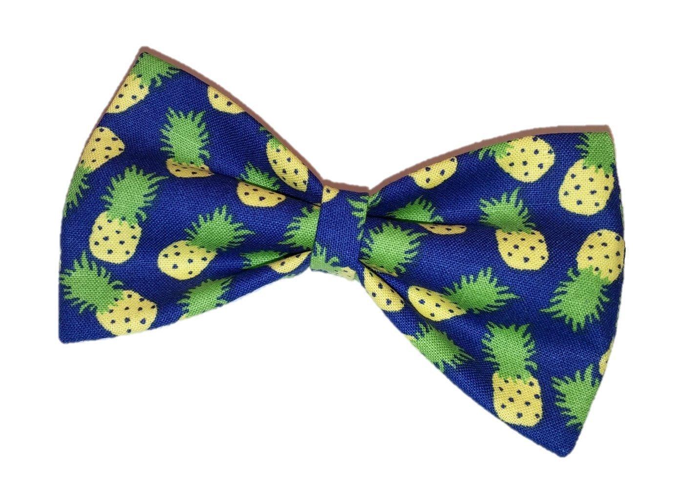 Pineapple Dog Bow Tie - Bowtie