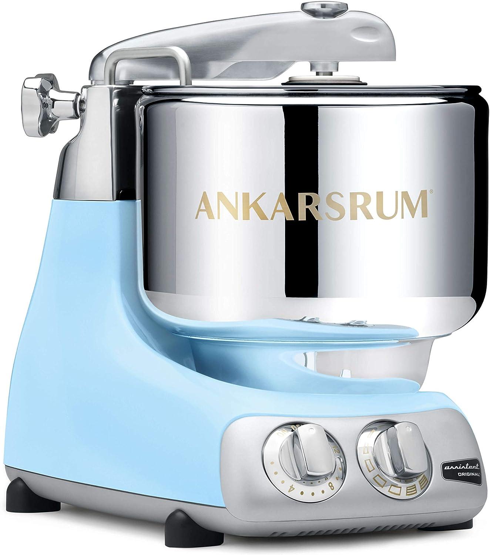 ANKARSRUM 6230 LB máquina de cocina multifunción, Azul: Amazon.es: Hogar