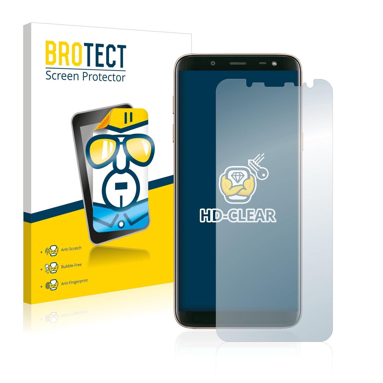 BROTECT Protector Pantalla para Samsung Galaxy J6 2018 [2 Unidades]: Amazon.es: Electrónica