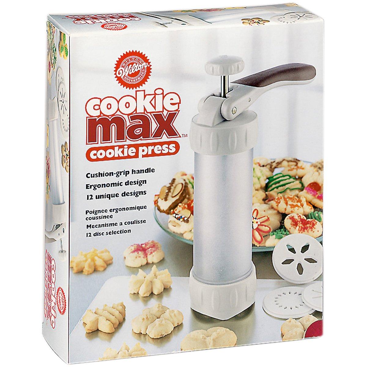 Wilton 2104-4003 Max Cookie Press 000873778