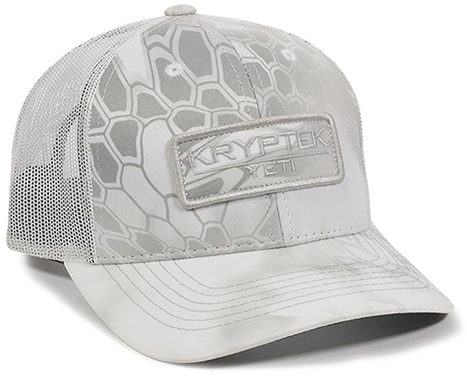 82768163348 Steelcut Kryptek Yeti White Grey New Snakeskin Camo Warrior Patch ...