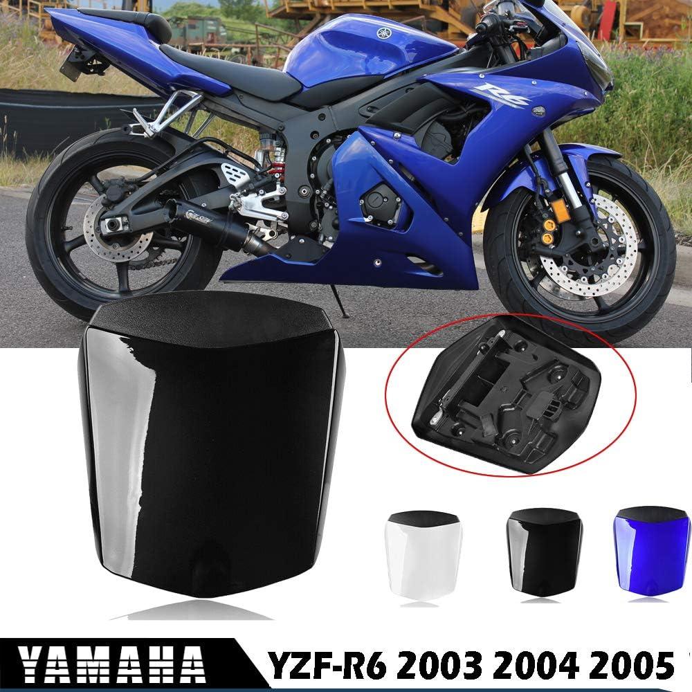 For Yamaha YZF R6 2003 2004 2005 ABS Rear Pillion Seat Cover Tail Cowl Fairing