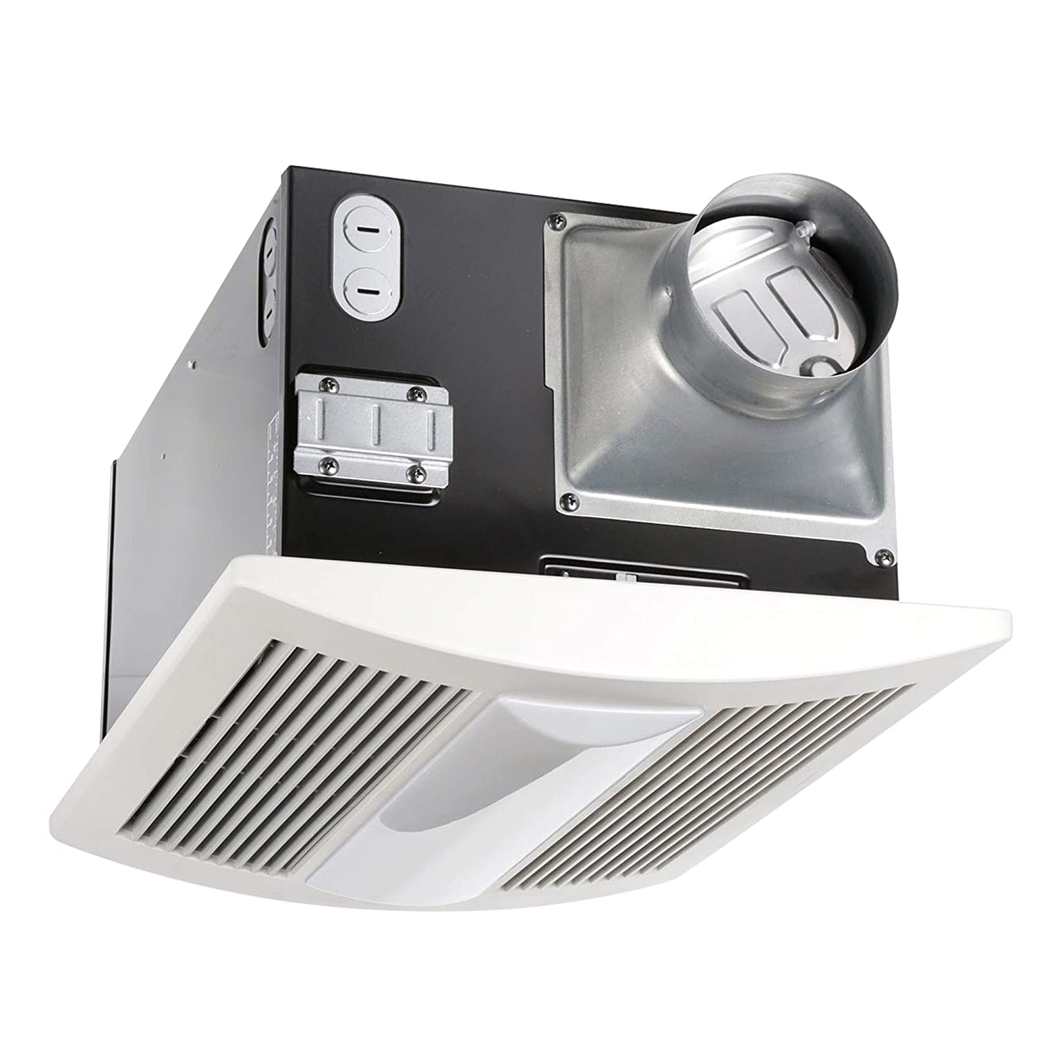 10 Best Bathroom Exhaust Fans with Light and Heater ...