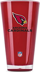 NFL Arizona Cardinals 20oz Insulated Acrylic Tumbler
