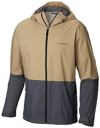 2b527c59f10 Columbia Men's Roan Mountain Jacket, Waterproof, Hooded at Amazon ...