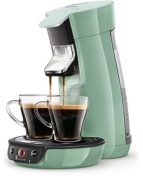 Senseo Viva Café HD6563/10 - Cafetera (Independiente, Máquina de café en cápsulas