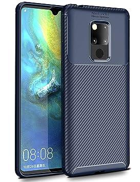 TTVie Funda para Huawei Mate 20 X, Carcasa Caso Cubierta de ...