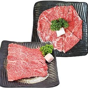 松阪牛 焼肉 セット 特選 赤身 300g 上カルビ 300g ( 通常梱包 ) 和牛 牛肉 A5ランク厳選 産地証明書付 松阪肉 赤身 霜降りの多い部位を厳選 お歳暮などの贈り物にも