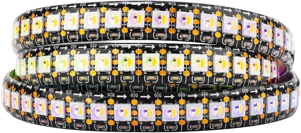 1m 144 RGB LED Strip  mit WS2812B 5050 SMD LEDs WS2812 144 LEDs//m